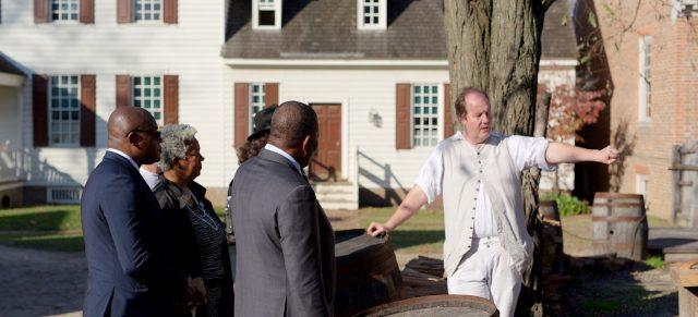 Photo Gallery: GEJ visit to Presidential Precinct