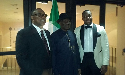GEJ Delivers Keynote Address at the Nigerian Lawyers Association Merit Award Dinner in the United States